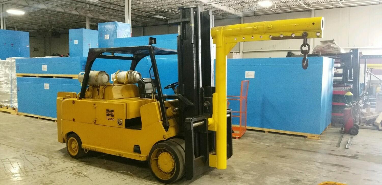 35,000lb Royal Forklift For Sale 17.5 Ton