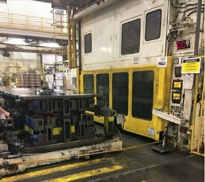 1000 Ton Press For Sale Komatsu Straight Side Press