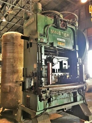 150 Ton Press For Sale Minster Straight Side Press