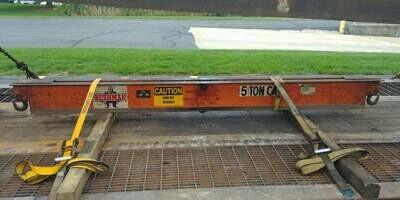 10,000 lb Capacity Bushman Spreader Bar For Sale