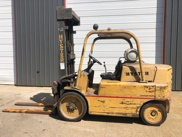 7.5 Ton Hyster S150a Forklift For Sale