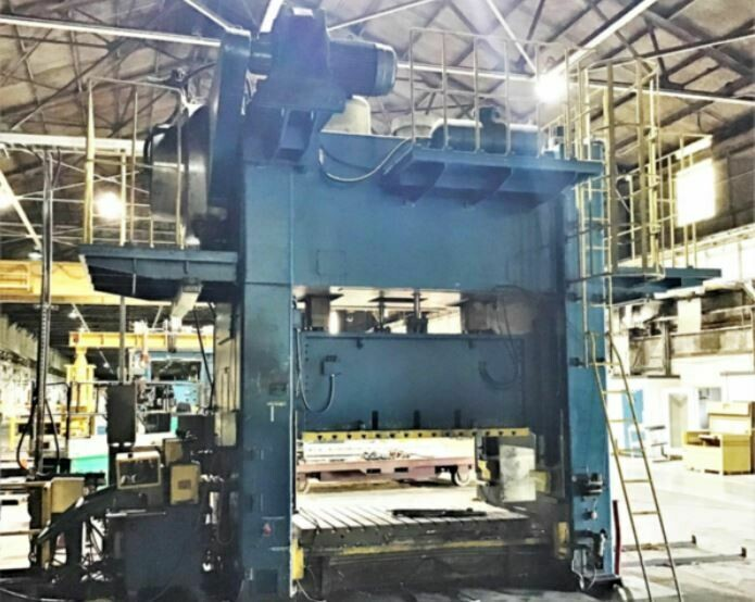 330 Ton Press For Sale Stamtec Straight Side Press