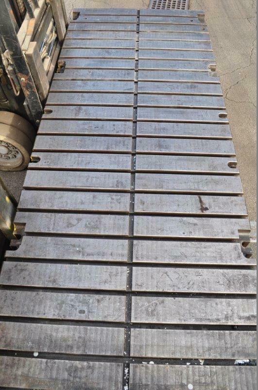 Bolster Plate - 144