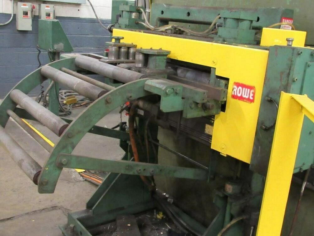 "40"" Wide Rowe Servo Feed Line For Sale"