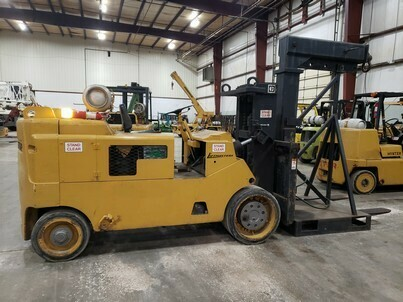 20,000 lb Capacity Cat Towmotor Forklift For Sale