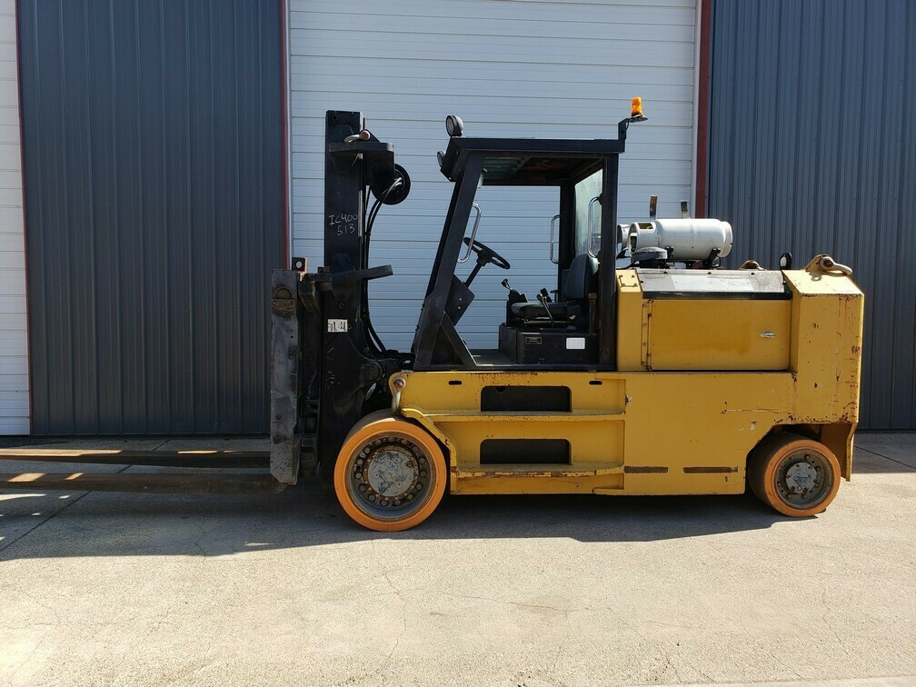 40,000 lbs Taylor Solid Tire Forklift For Sale