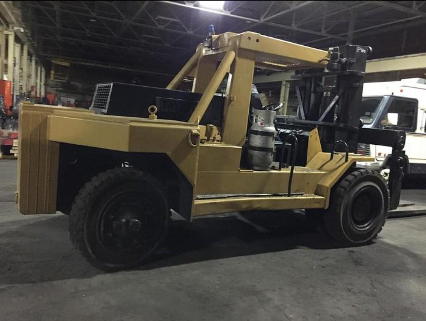 60,000 lb Taylor Forklift For Sale