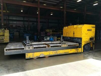 100,000 lbs Rico Die Truck/Die Handler For Sale