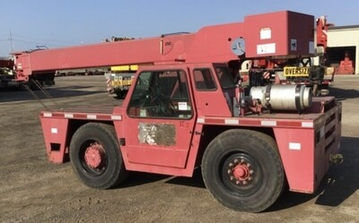 Broderson Model IC200 Crane For Sale