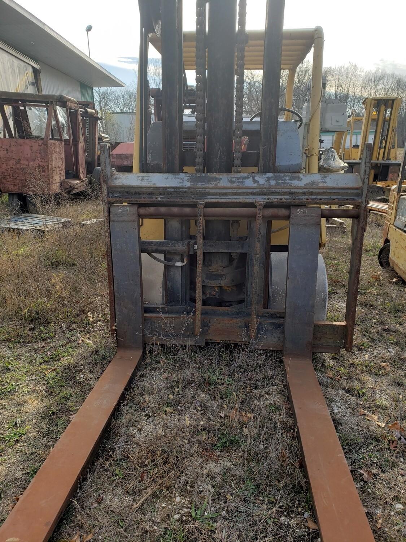 18,500 lb Cat Model T180 Forklift For Sale