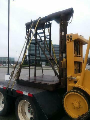Boom for 30,000 lb Cat T300 Forklift For Sale