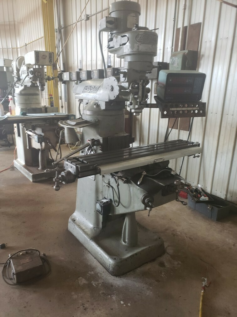 Bridgeport Mill For Sale