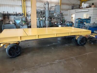 80,000 lb Die Cart For Sale