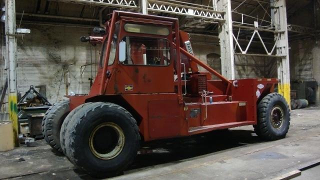 80,000lb Taylor Forklift For Sale 40 Ton