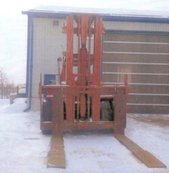 30,000lb Taylor Forklift For Sale 15 Ton