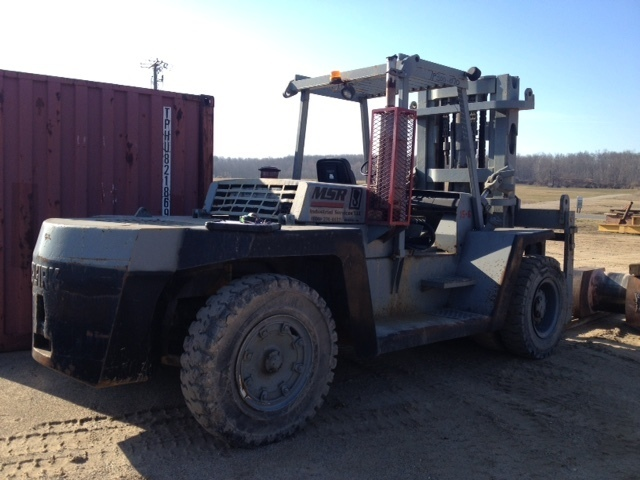 30,000lb Clark Forklift For Sale 15 Ton