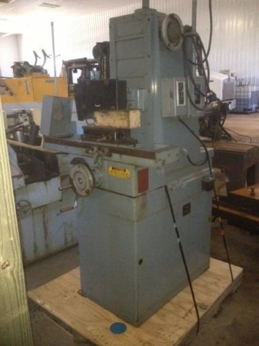 Brown & Sharpe Hand Feed Roller Ball Surface Grinder For Sale