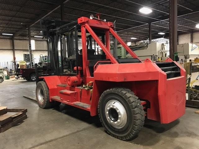 18 Ton Forklift For Sale Taylor Big Red