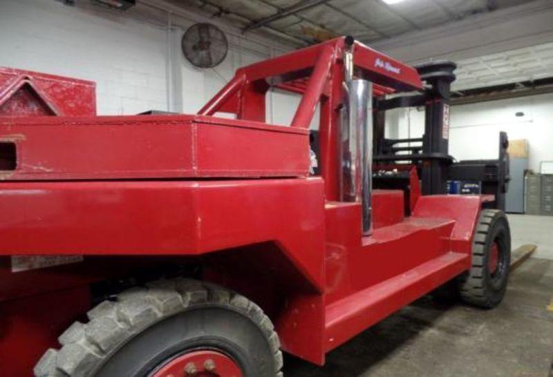 60,000lb Taylor Forklift For Sale 30 Ton