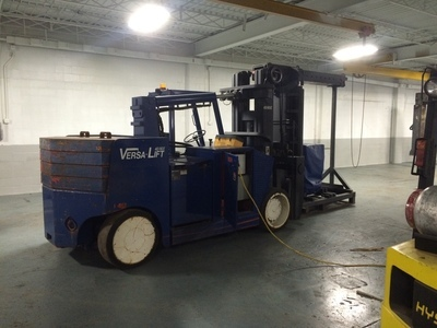 40,000lb. to 60,000lb. 40/60 Electric Versa Lift For Sale