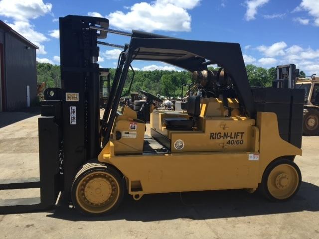40,000lb-60,000lb Royal Forklift For Sale Like Versa-Lift 40/60  20/30 Ton