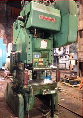 110 Ton Bliss O.B.I. Press For Sale