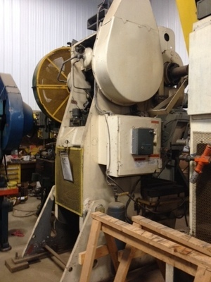 90 Ton Niagara Press For Sale