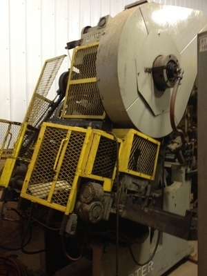 45 Ton Minster O.B.I. Press For Sale