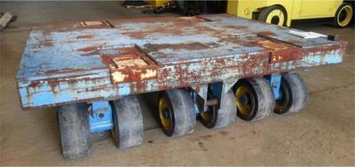 95,000lbs. Capacity Die Cart For Sale