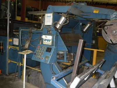20,000lb. Capacity CWP Coil Feed Line For Sale