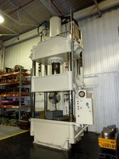 300 Ton Hydraulic Press For Sale Dake Four-Post Hydraulic Press
