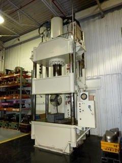300 Ton Hydraulic Press For Sale Dake Four-Post Hydraulic Press
