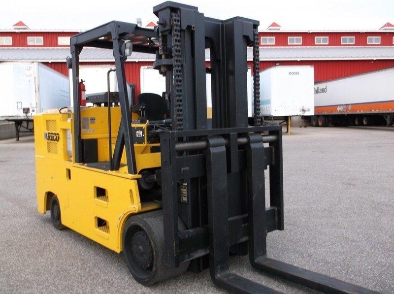 30,000lb Rico Forklift For Sale 15 Ton