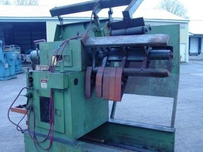 20,000lb. Capacity Rowe Reel For Sale