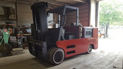 40,000lb Yale Autolift Forklift For Sale 20 Ton