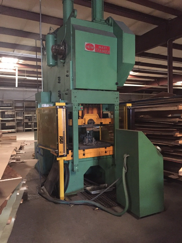300 Ton Press For Sale Heim Gap Frame Press