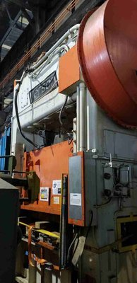 150 Ton Press For Sale Verson Straight Side Press