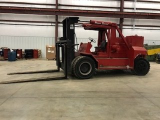 40 Ton Forklift For Sale Bristol Riggers Special
