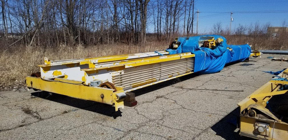 15 Ton Capacity Load Lifter Overhead Bridge Crane For Sale