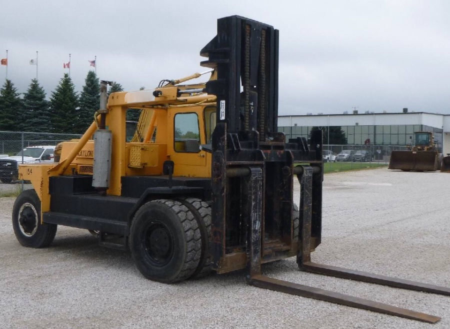 30,000lb Taylor Forklift For Sale 15 Ton