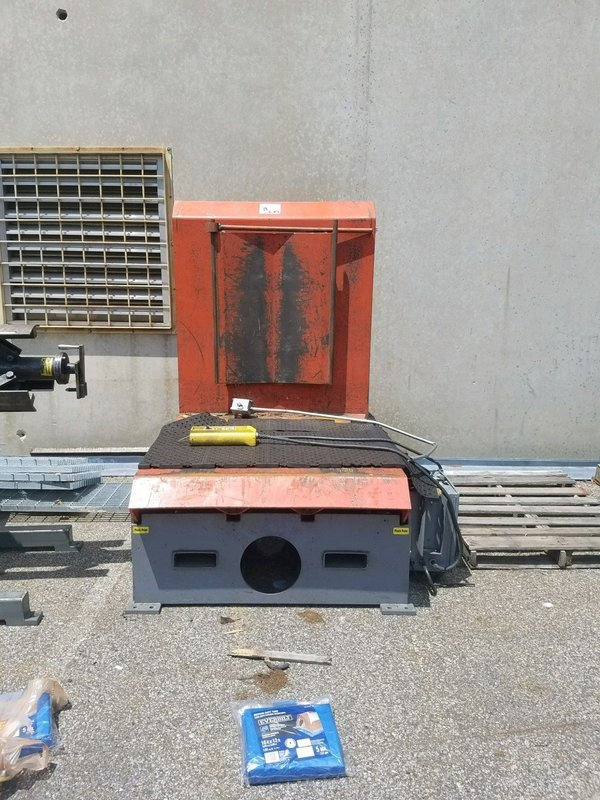 4,000 lb. Capacity Pre Coil Upender For Sale