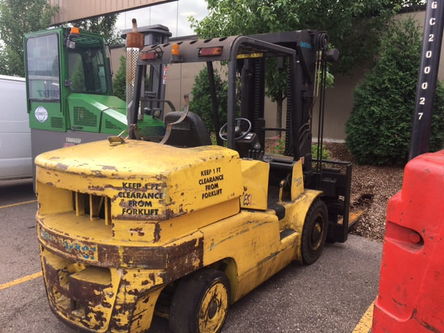 10 Ton Forklift For Sale Elwell Parker