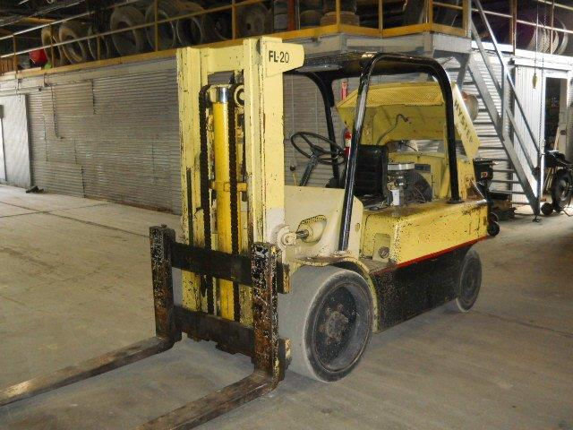 15000lb Hyster S150 Forklift For Sale 7.5 Ton