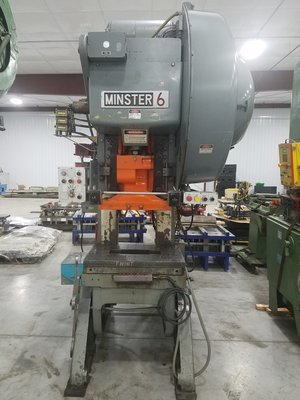 60 Ton Press For Sale Minster Press