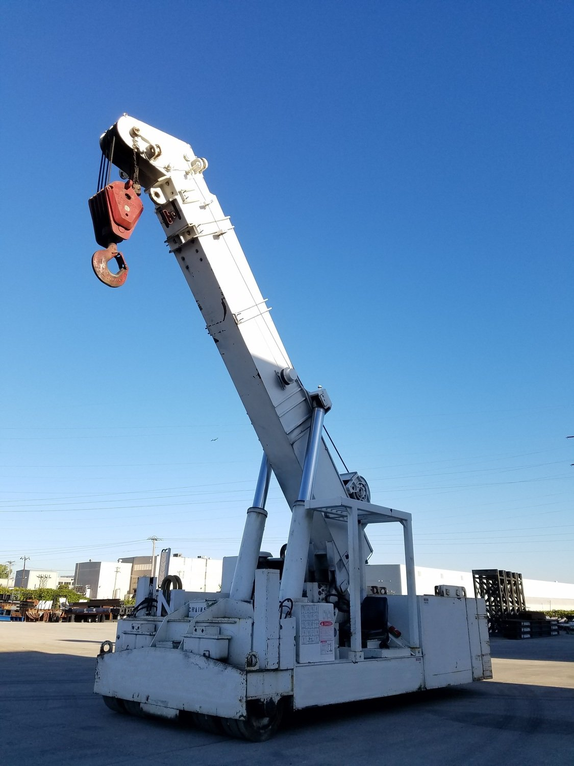 75 Ton Mobilift For Sale