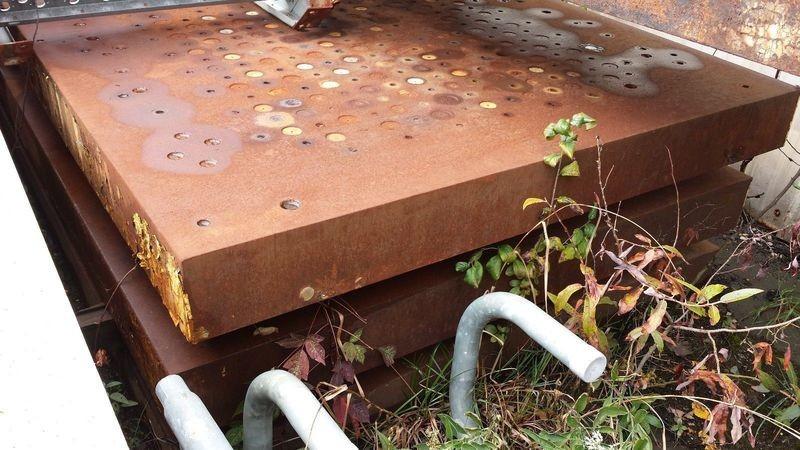 Bolster Plate Floor Plate - 60
