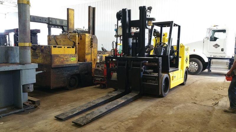 Hoist FR-4060 40,000lb-60,000lb Forklift For Sale 20/30 Ton