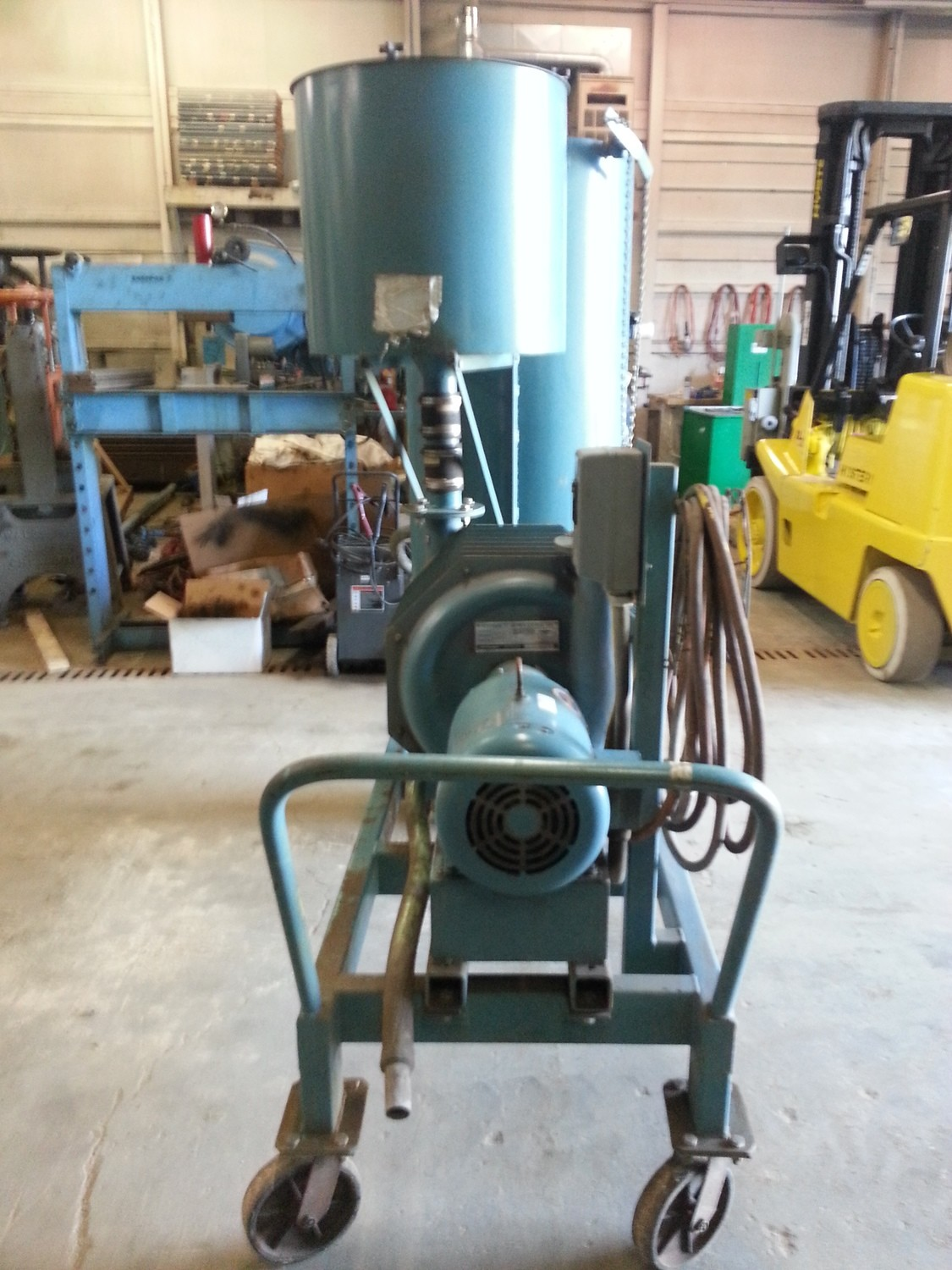 Hoffman Vacuum with HEPA Attachment For Sale