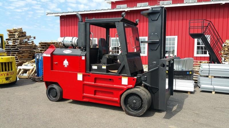30,000lb Taylor Forklifts For Sale 15 Ton