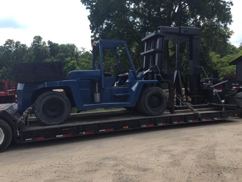 30,000lb Clark Forklift For Sale 15 Ton